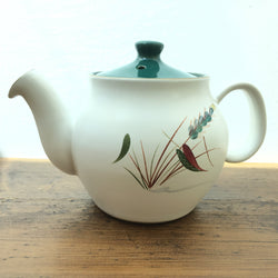 Denby Greenwheat Teapot