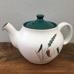 Denby Greenwheat 2.25 Pint Teapot