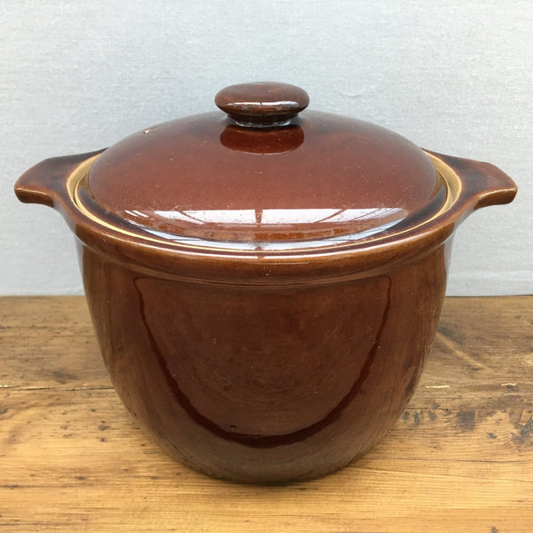 Denby Homestead Brown 3.5 pint stock pot