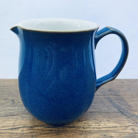 Denby Imperial Blue Milk Jug