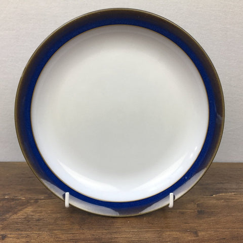 "Denby ""Imperial Blue"" Small Deep Plate"