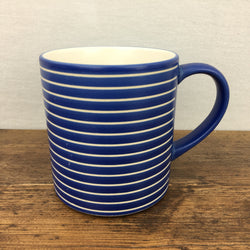 Denby Intro Stripes Blue Mug