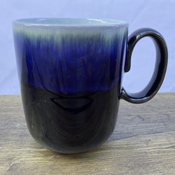 Denby Jet/Imperial Blue Double Dipped Mug
