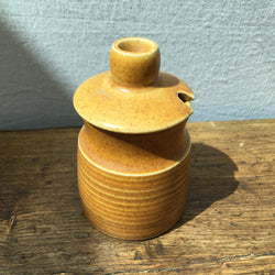 Denby / Langley Canterbury Mustard Pot