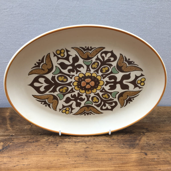 Denby / Langley Canterbury Oval Platter