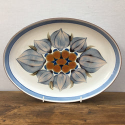 Denby / Langley Chatsworth Oval Platter