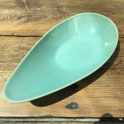 Denby Manor Green Celery Dish