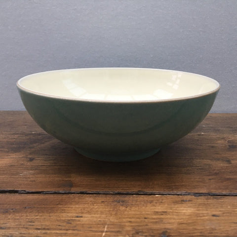 Denby Manor Green Soup / Cereal Bowl