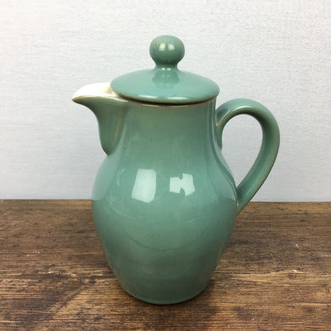 Denby Manor Green Hot Water Pot