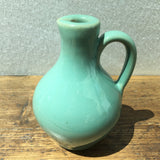Denby Manor Green Oil/Vinegar Bottle