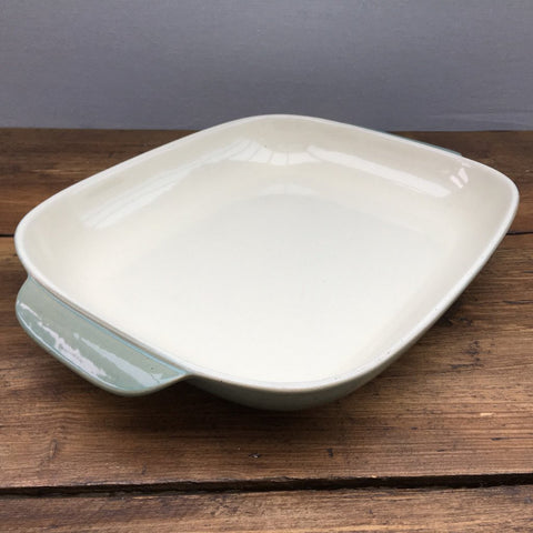 Denby Manor Green Roasting Dish