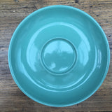 Denby Manor Green Saucer, Deep