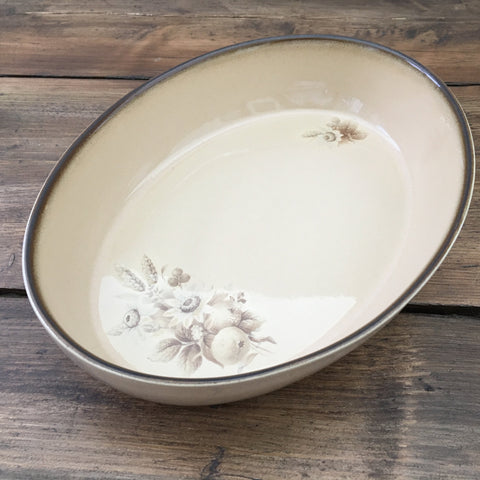 Denby Memories Oval Serving Dish