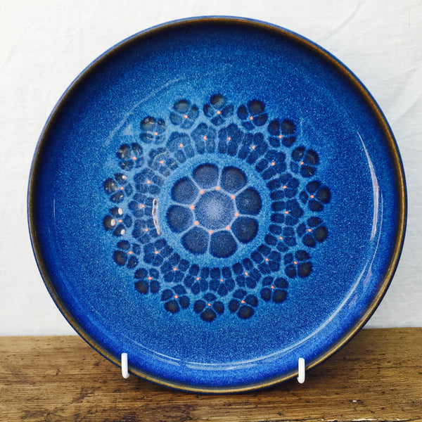 Denby Midnight Breakfast/Salad Plate