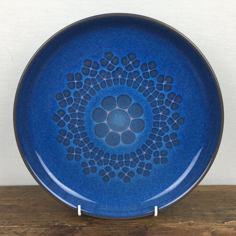 Denby Midnight Dinner Plate