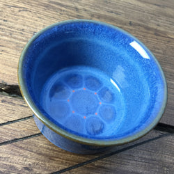 Denby Pottery Midnight Ramekin Dish