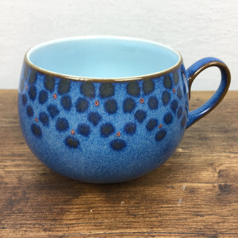 Denby Midnight Tea Cup