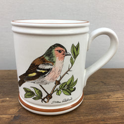 Denby Birds of a Feather Chaffinch Mug