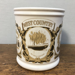 Denby West Country Mug Regional Mug