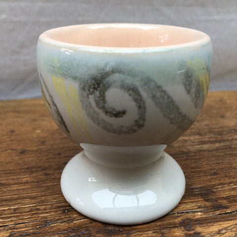 "Denby ""Peasant Ware"" Egg Cup"