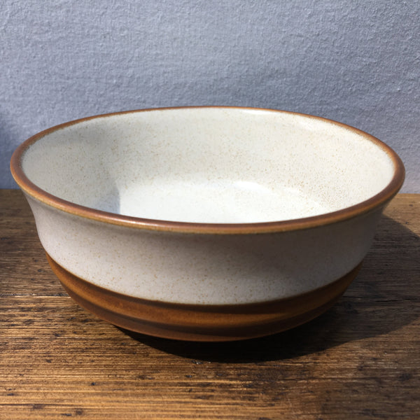 "Denby ""Potters Wheel (Rust)"" Dessert Bowl"