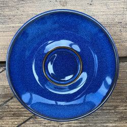 Denby Imperial Blue Coffee Saucer
