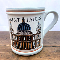 Denby Pottery London Scenes St Paul's Mug
