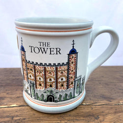 Denby Pottery London Scenes The Tower Mug