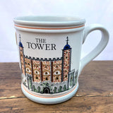 Denby Pottery London Scenes Mugs