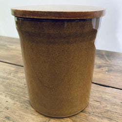 Denby Pampas Large Storage Jar