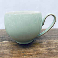 Denby Pure Green Breakfast Cup