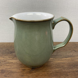 Denby Regency Green Milk Jug