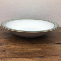 "Denby ""Regency Green"" Pasta Bowl, Rimmed"