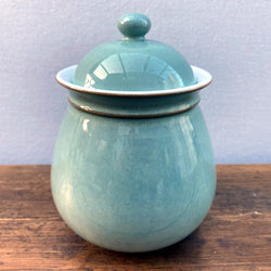 Denby Regency Green Storage Jar, Bulbous