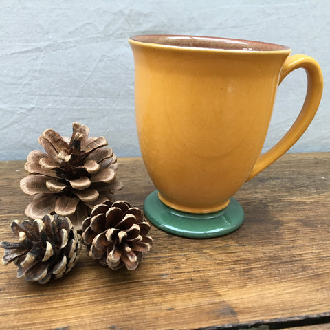 Denby Spice Footed Mug
