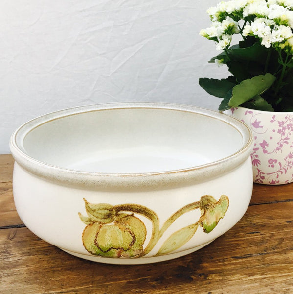 Denby Troubador Salad Bowl