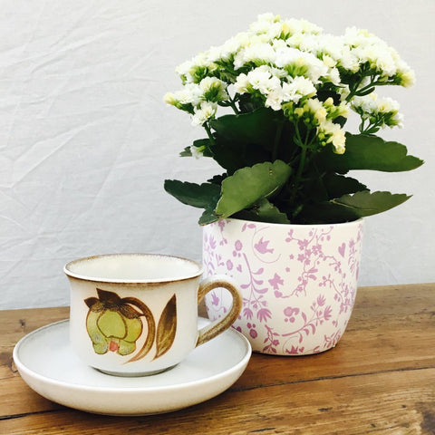 Denby Troubador Tea Cup