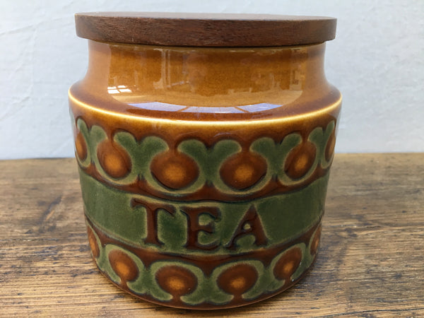 Hornsea Bronte Small Tea Storage Jar