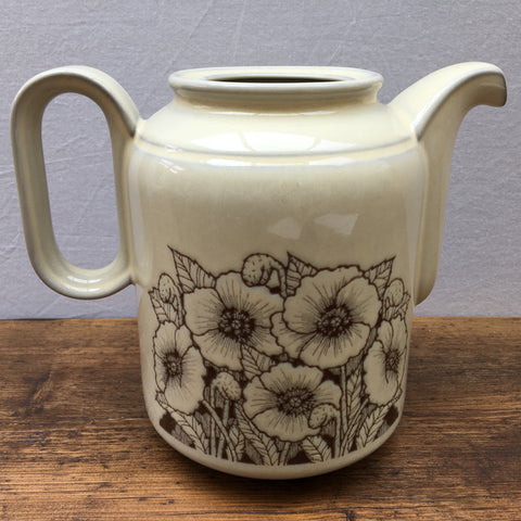 Hornsea Cornrose Coffee Pot (No Lid)