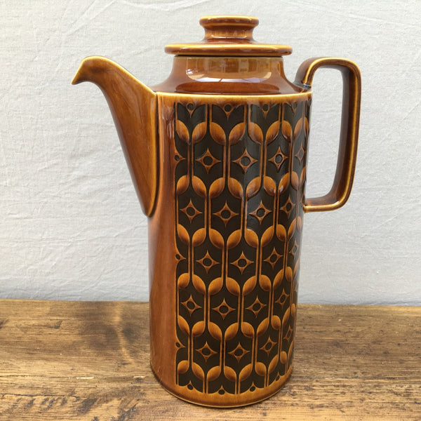 Hornsea Heirloom Brown Coffee Pot