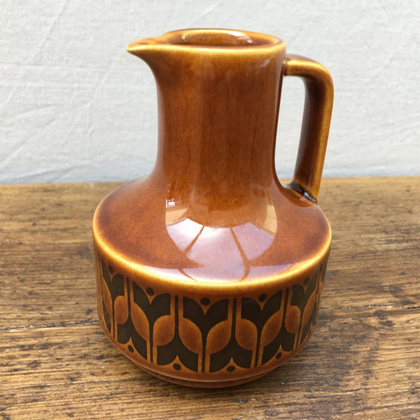 "Hornsea ""Heirloom (Brown)"" Oil/Vinegar Jug"