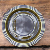 Hornsea Heirloom Green Soup Saucer
