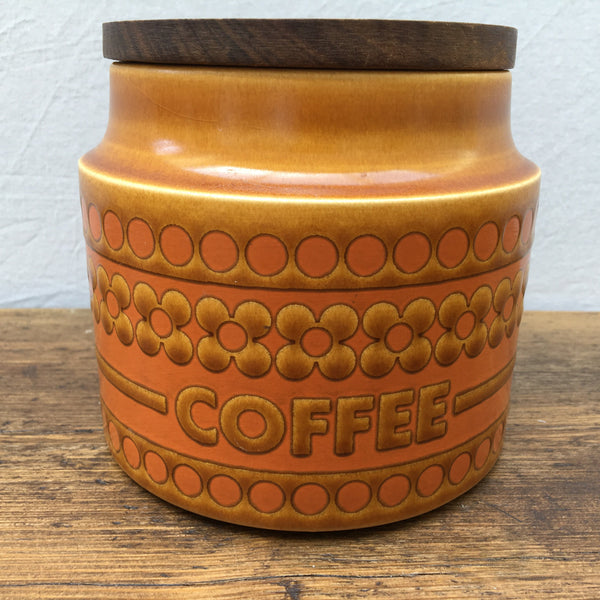 Hornsea Saffron Coffee Jar