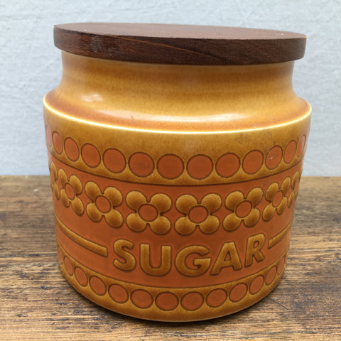 Hornsea Saffron Small Sugar Storage Jar