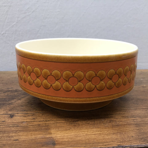 Hornsea Saffron Straight Sided Bowl