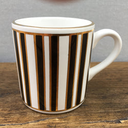 Hornsea Silhouette Coffee Cup, Stripes
