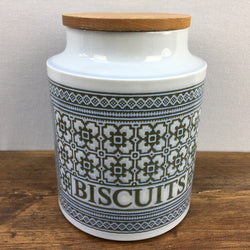 Hornsea Tapestry Large Biscuit Jar