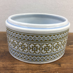 Hornsea Tapestry Lidded Sugar (No Lid)