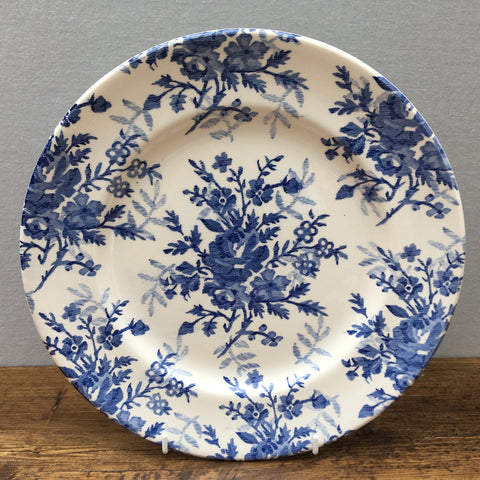Johnson Bros Blue Tapestry Dinner Plate