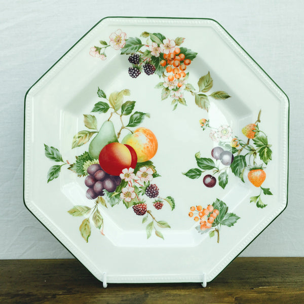 Johnson Bros Fresh Fruit Dinner Plate